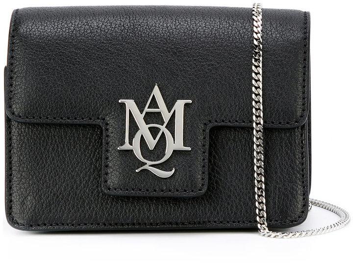 Alexander McQueenAlexander McQueen small Insignia shoulder bag