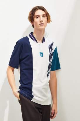 adidas Short Sleeve Tennis Jersey