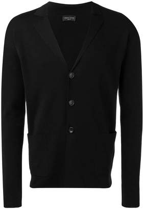 Roberto Collina fine knit buttoned cardigan