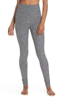 Beyond Yoga High Waist Gathered Leggings