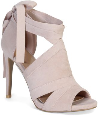 Nude One Love Sandal $46 thestylecure.com