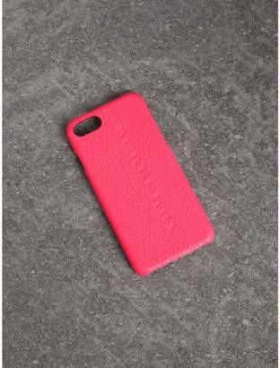 Burberry Neon Leather iPhone 7 Case