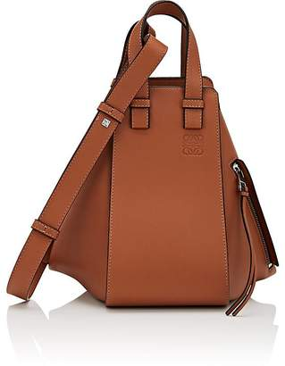 Loewe Women S Hammock Small Leather Bag