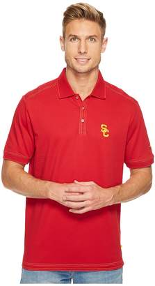 Tommy Bahama USC Trojans Collegiate Series Clubhouse Alumni Polo Men's Clothing