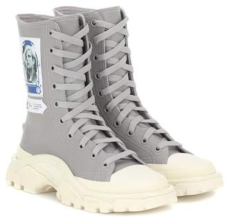 Adidas By Raf Simons RS Detroit high-top sneakers