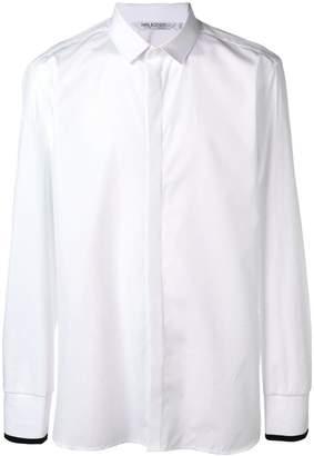 Neil Barrett buttoned shirt