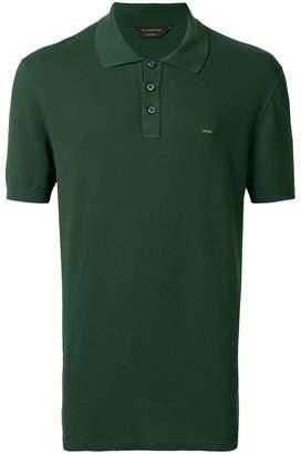 Ermenegildo Zegna XXX embroidered polo shirt