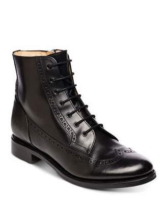 The Office of Angela Scott Mr. Harrison Wing-Tip Boots