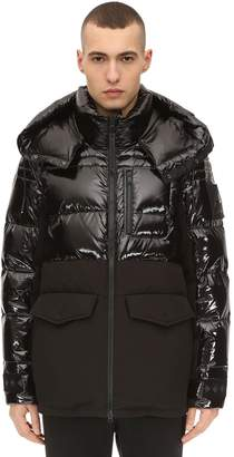 Moose Knuckles DUGALD NYLON DOWN JACKET