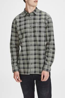Jack and Jones Sylvester Plaid Long Sleeve Comfort Fit Shirt