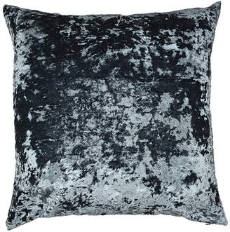 """Aviva Stanoff Design Crushed Velvet Accent Pillow """"Solana"""""""