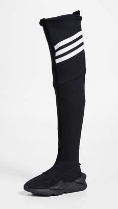 Y-3 Kaiwa Tall Sneaker Boots