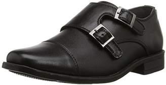 Steve Madden Chaaz Monk Strap Dress Shoe (Little Kid/Big Kid)
