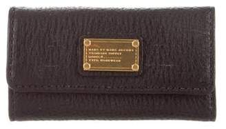 Marc by Marc Jacobs Grained Leather Keychain w/ Tags