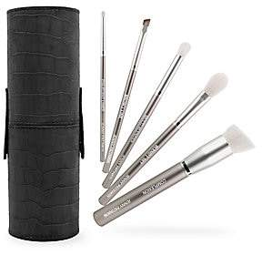Jenny Patinkin Luxury 5-Piece Vegan Cosmetic Brush Set