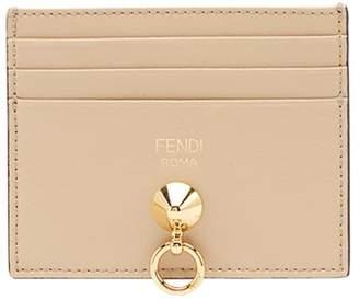 Fendi flat card holder