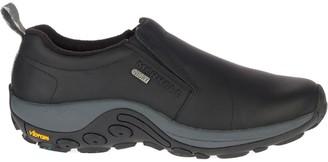 Merrell Jungle Moc Leather Waterproof Ice+ Shoe - Men's