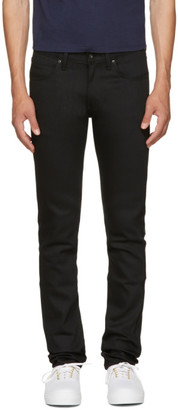 Naked & Famous Denim Black Super Skinny Guy Jeans $145 thestylecure.com