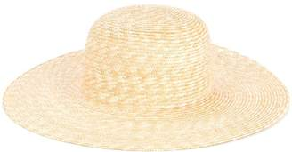 Federica Moretti wide brim hat