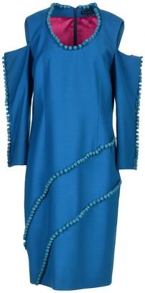 IVAN MONTESI Knee-length dresses - Item 34857642LW