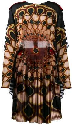 Givenchy 'Kaleido Eye' printed dress