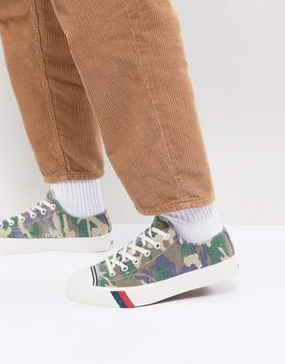Pro-Keds Pro Keds Royal Lo Ripstop Sneakers In Camo