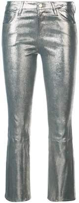 J Brand Selena crop jeans