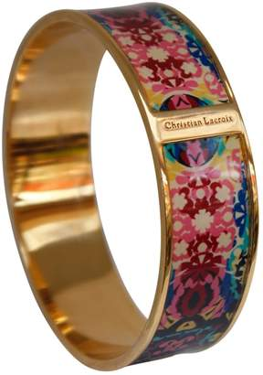 Christian Lacroix Multicolour Metal Bracelet