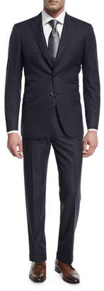 Brioni Striped Wool Two-Piece Suit