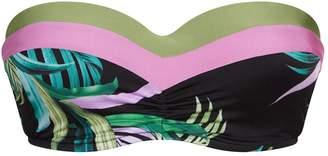 Seafolly Las Palmas Bandeau Bikini Top