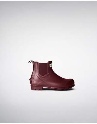 Hunter Womens Norris Field Chelsea Boots