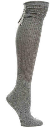 Jessica Simpson Tassel Over The Knee Socks - Women's