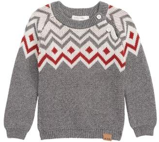 miles baby Fair Isle Sweater
