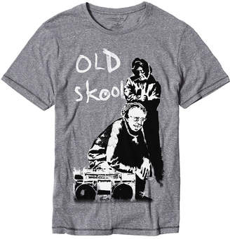 Eleven Paris Men Banksy Old Skool T-Shirt