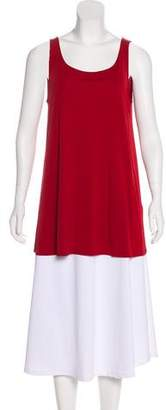 Eileen Fisher Silk Jersey Top w/ Tags