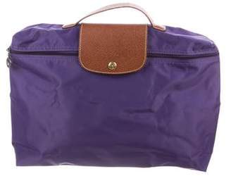Longchamp Le Pliage Briefcase
