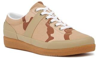 Hunter Low Canvas Desert Camo Sneaker
