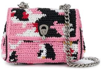 Ermanno Scervino crochet-style shoulder bag
