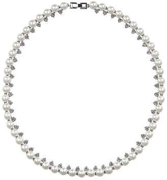 Fallon Micro Pearl Collar