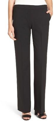 Women's Emerson Rose Straight Leg Suit Pants $129 thestylecure.com