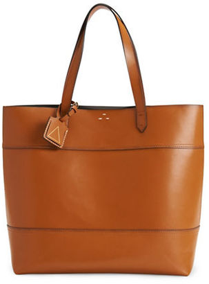 Kelsi Dagger Commuter Leather Tote $168 thestylecure.com