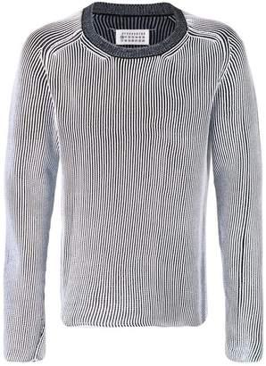 Maison Margiela braided sweater