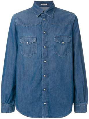 Notify Jeans fitted denim shirt
