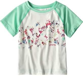 Patagonia Capilene Silkweight T-Shirt - Short-Sleeve - Infant Girls'