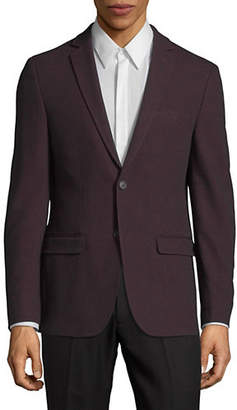 1670 Slim Fit Two Button Blazer