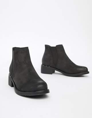 Pieces Studded Chelsea Boots