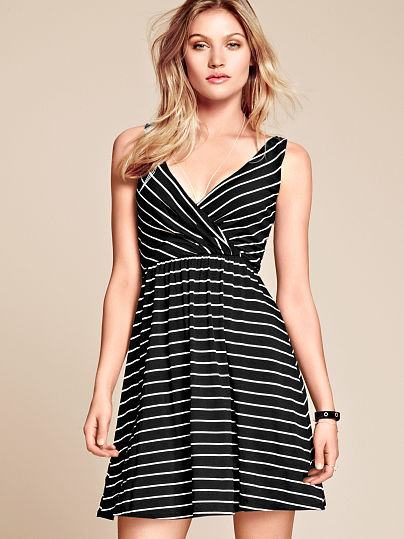 Victoria's Secret Flare Mini Dress