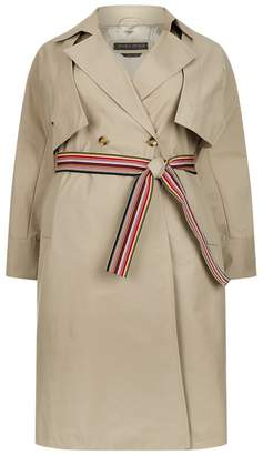 Marina Rinaldi 3-Way Trench Coat