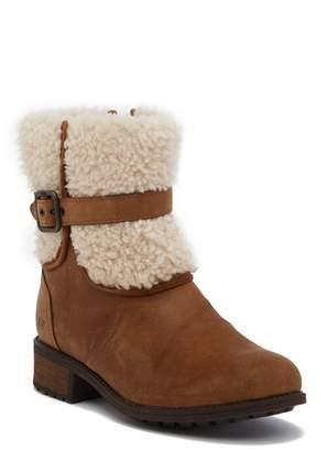 UGG Blayre II Genuine Shearling Cuff Boot