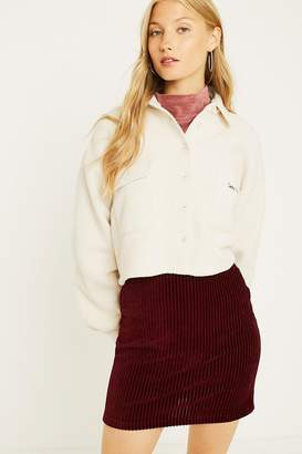 Urban Outfitters Stretch Corduroy Mini Skirt